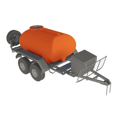 3,000L Firefighter trailer