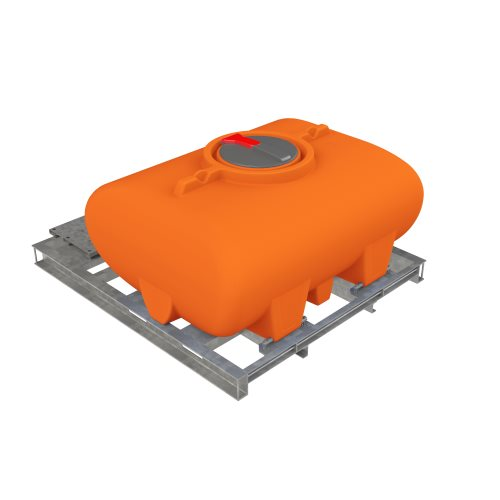 1,200L Firefighting slip on unit