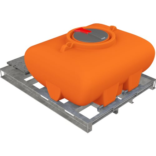800L Firefighting slip on unit