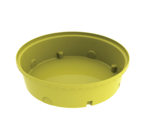 200 Litre Round Trough