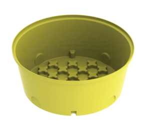 650 Litre Round Safety Tread Trough