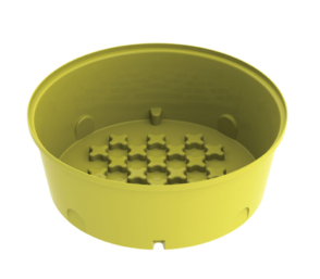 750 Litre Round Safety Tread Trough