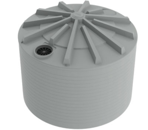 4,400 Gallon/20,000L Water Tank
