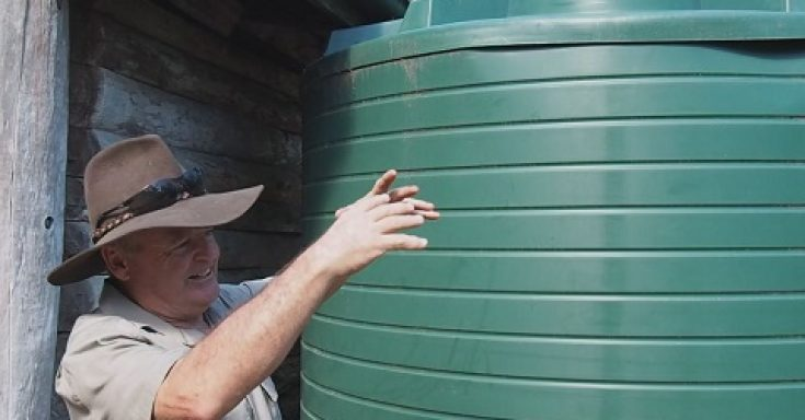 Meet the tank that survived Cyclone Marcia