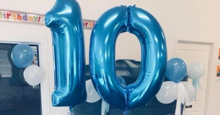 Nu-Tank celebrates 10 years in business
