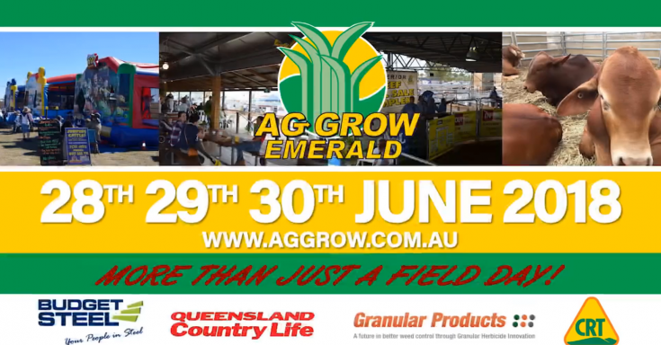 Nu-Tank will be at AgGrow Emerald this Thursday 28th June to Saturday 30th June