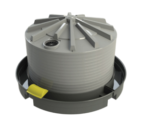 5500GAL TANK / 550GAL TROUGH CUP AND SAUCER